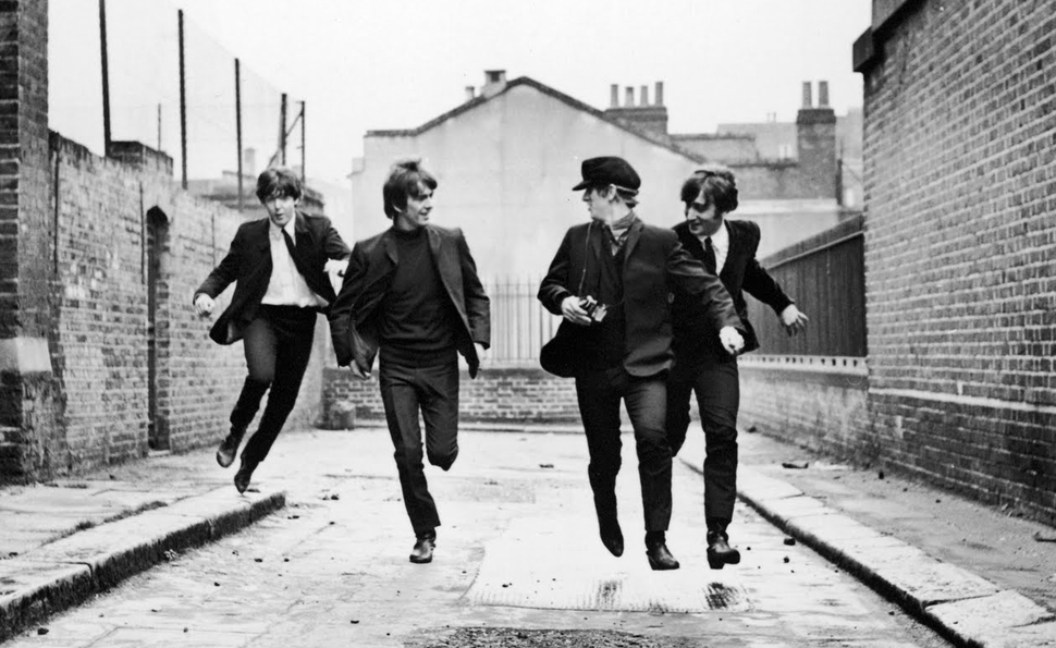 Keynote: A Hard Day's Night couldn't contain The Beatles