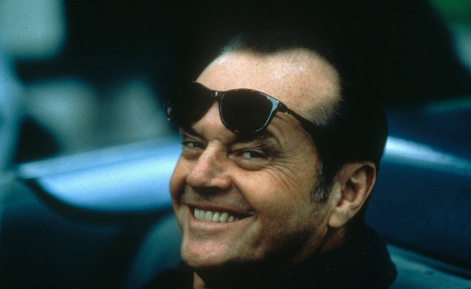 In 1997, Jack Nicholson picked up a third statue playing an impossible character