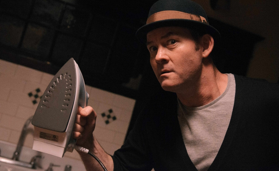 Cheap Thrills star David Koechner would like to recommend another dark movie