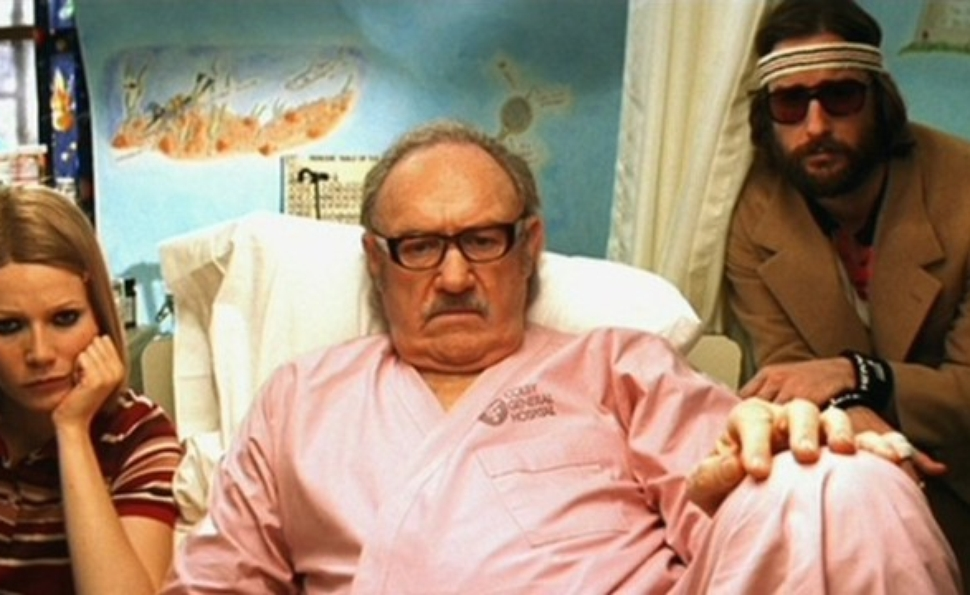 The Royal Tenenbaums forum: Failure, depression, and other varieties of family fun