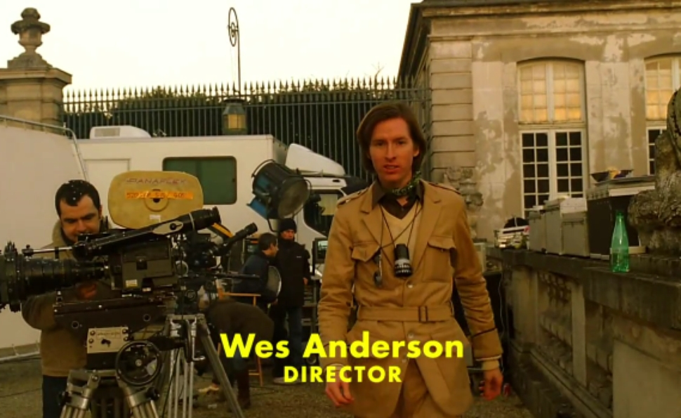 Wes Anderson, advertiser