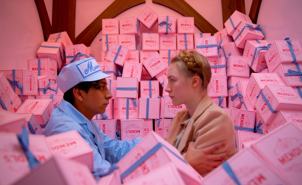 Checking into The Grand Budapest Hotel