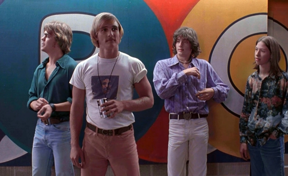 Keynote: The teenage utopia of Dazed And Confused, in 10 screenshots