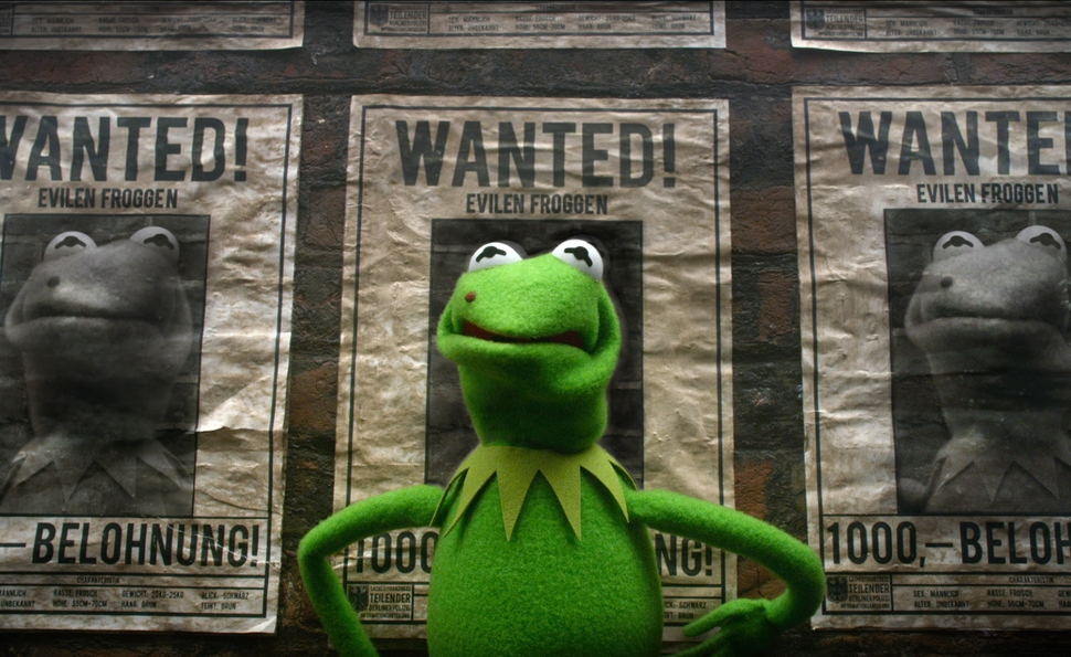 Muppets Most Wanted and the problem of doing what's been done before