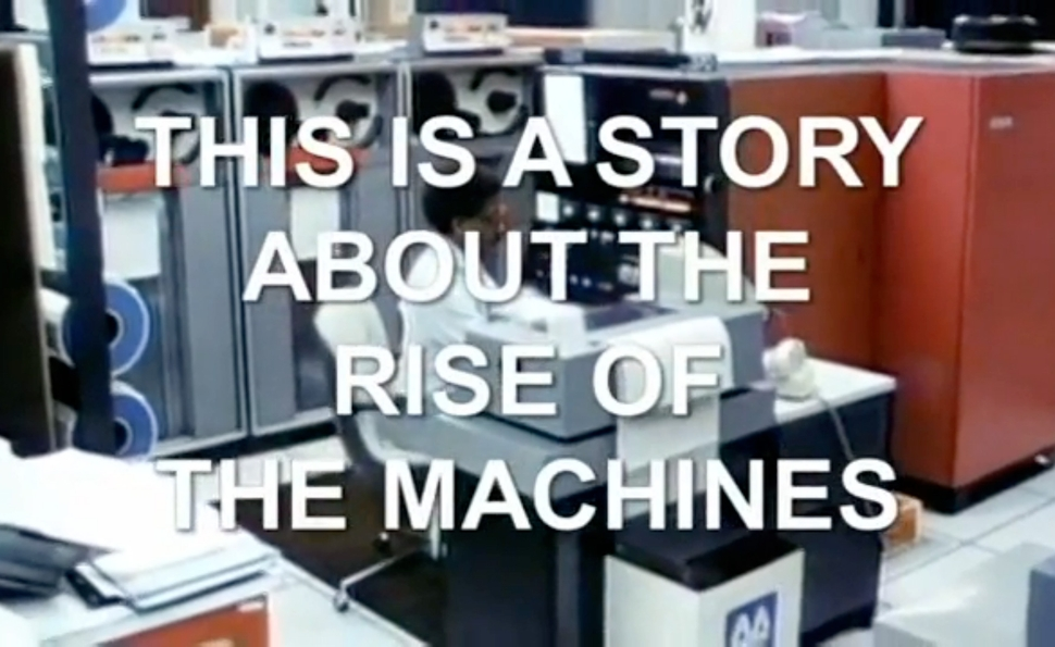 It's hard to see Adam Curtis' controversial filmed essays in America, but they're available online