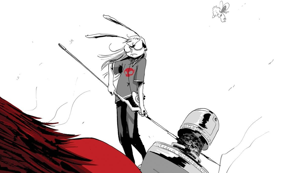 Why the dynamism of I Kill Giants belongs in animation