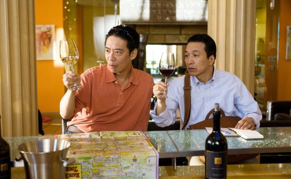 The curious case of the Japanese remake of Sideways