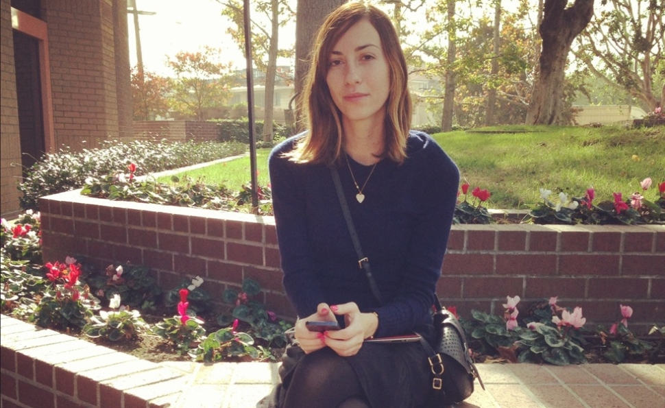 Gia Coppola on breaking into the family business with Palo Alto
