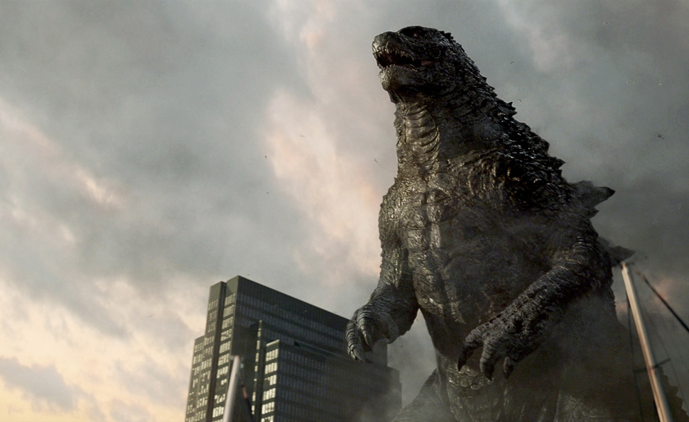 Godzilla: The first post-human blockbuster