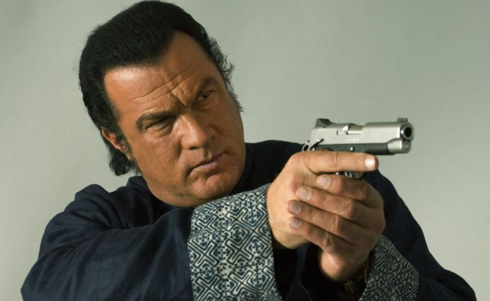 In Urban Justice, Steven Seagal is out for vaguely racist vengeance