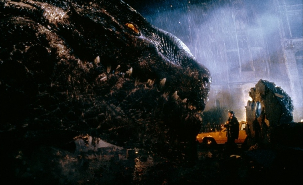 The 1998 Godzilla remake went big, then proved bigger wasn't always better