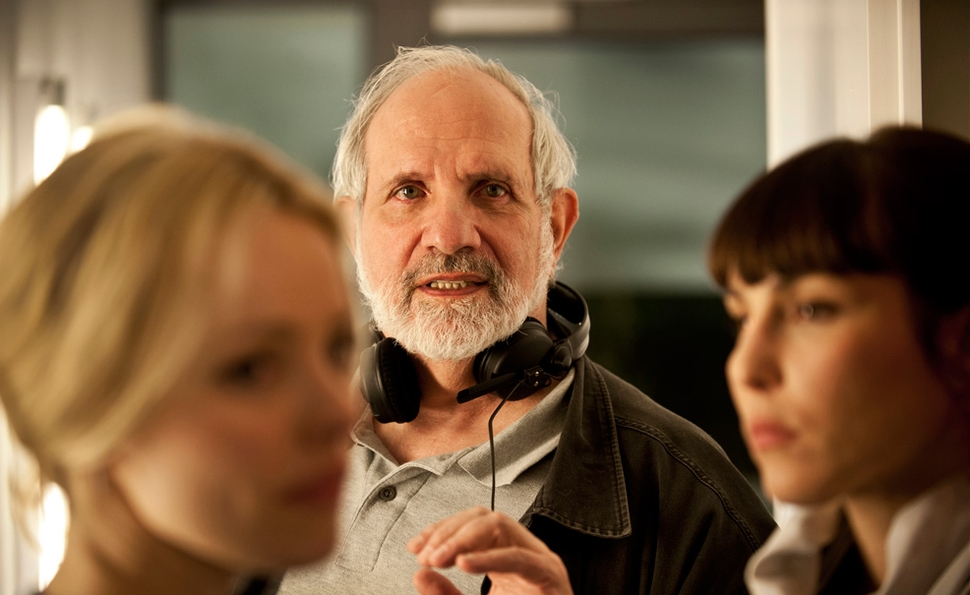 Brian De Palma discusses how his love of technology, ballet, and coherent action became Passion