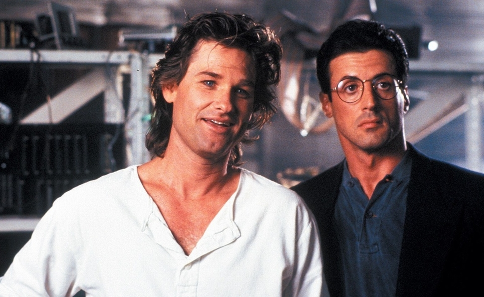 Stallone + Russell + four directors = the truly strange Tango & Cash