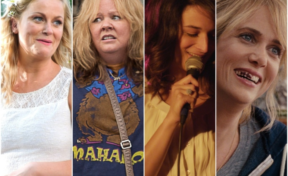 Tammy, Obvious Child, and women in comedy in 2014