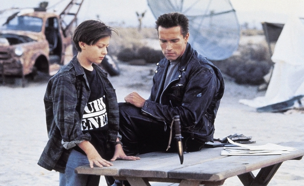 Terminator 2 and the world's biggest spoiler
