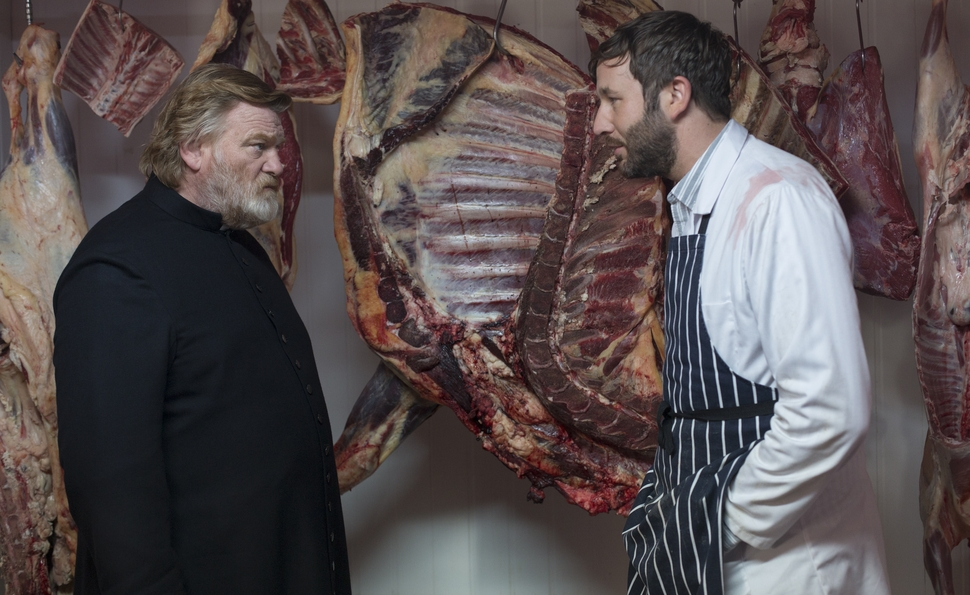 Calvary's writer-director and star on faith, hope, and glorified suicide