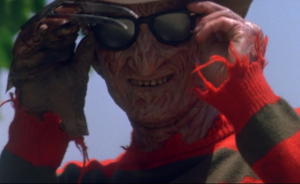 Nightmare On Elm Street's journey from scary Freddy to clown Freddy and back