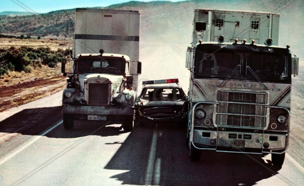 The CB-themed Convoy gave Sam Peckinpah a semi-sized hit