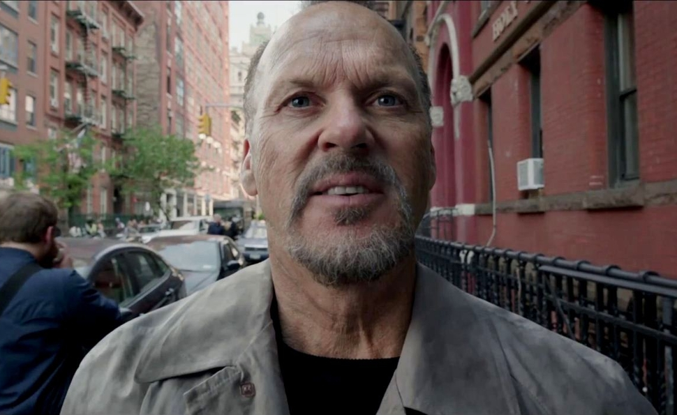 The irreducible element of Michael Keaton
