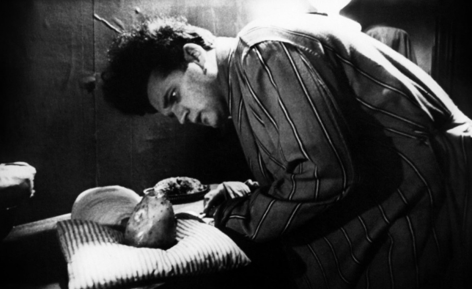 The oozy, woozy terrors of David Lynch's Eraserhead