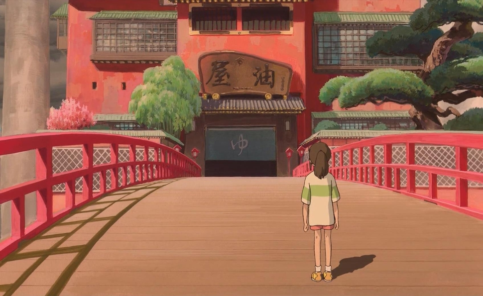 The hypnotic beauty and universal specificity of Spirited Away