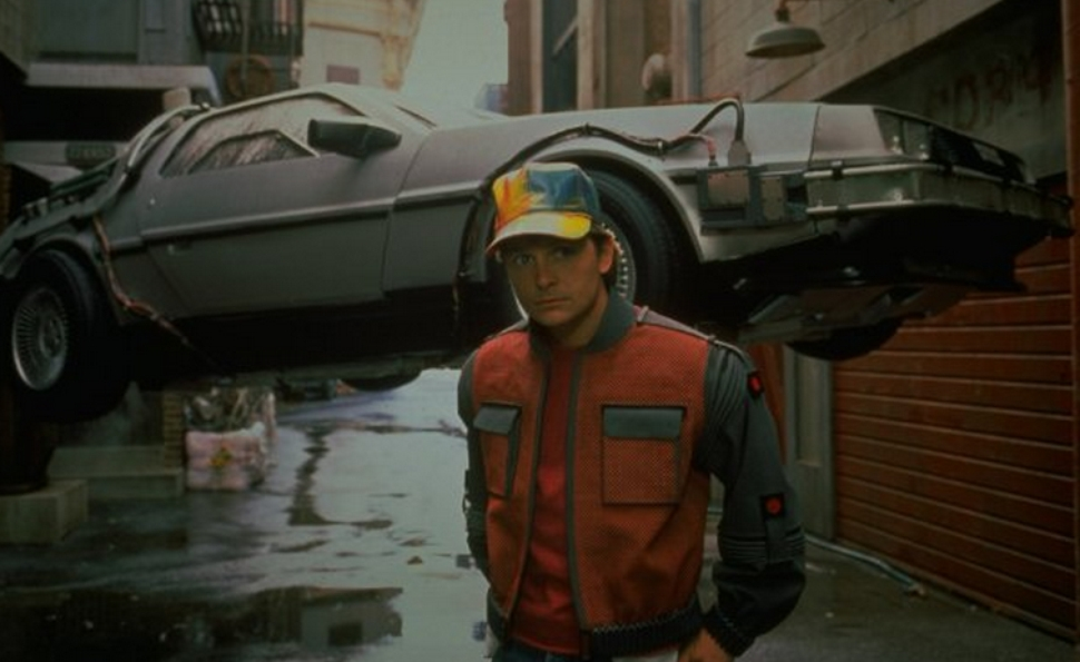 The real Back To The Future time machine is the franchise itself