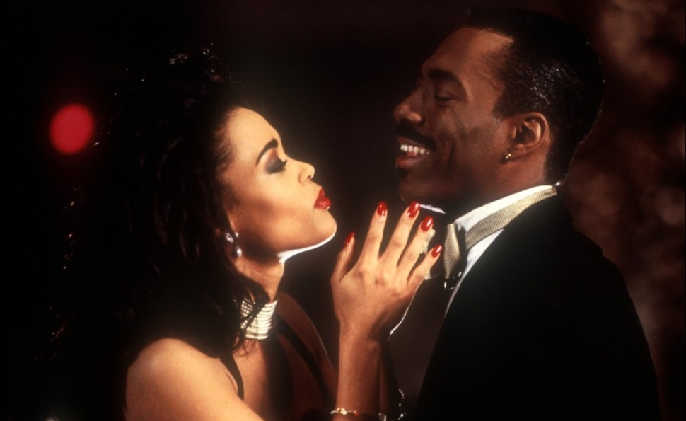 With Boomerang, Eddie Murphy tried reinventing himself as a romantic leading man