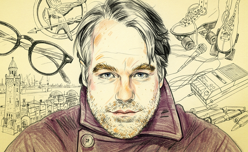 The epic uncool of Philip Seymour Hoffman