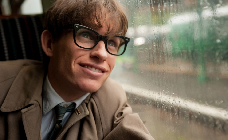 The Theory Of Eddie Redmayne as the Oscar frontrunner
