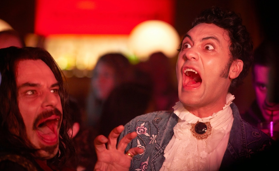 Jemaine Clement and Taika Waititi on their years-in-the-making vampire comedy What We Do In The Shadows