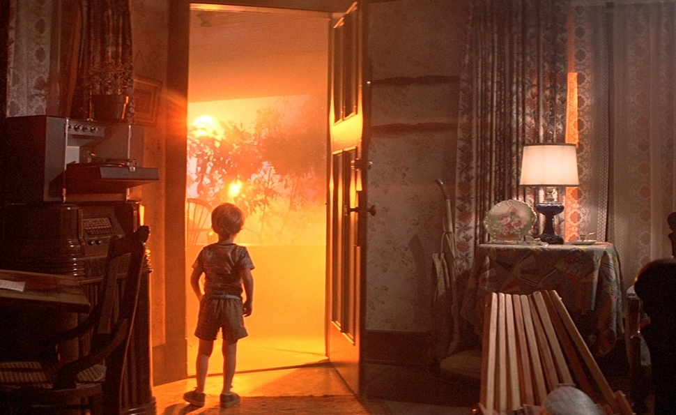 The mundane and the wondrous met in Close Encounters Of The Third Kind