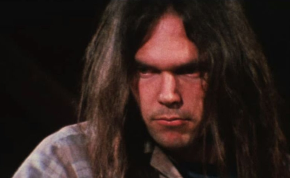The dovetailing music and film careers of Neil Young