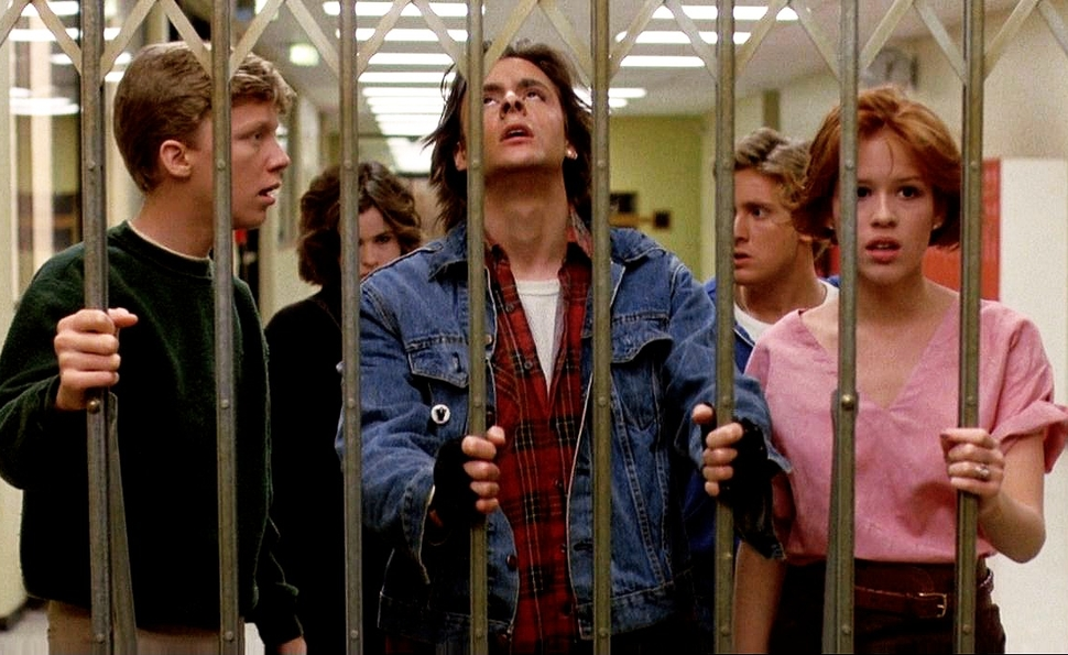 The adult sympathies of The Breakfast Club