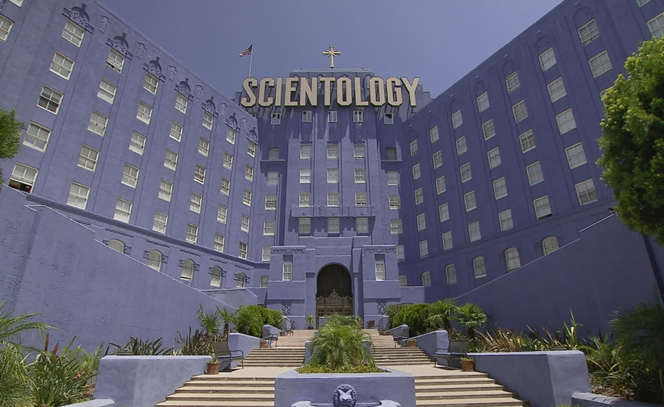 The Church Of Scientology is bad at Twitter
