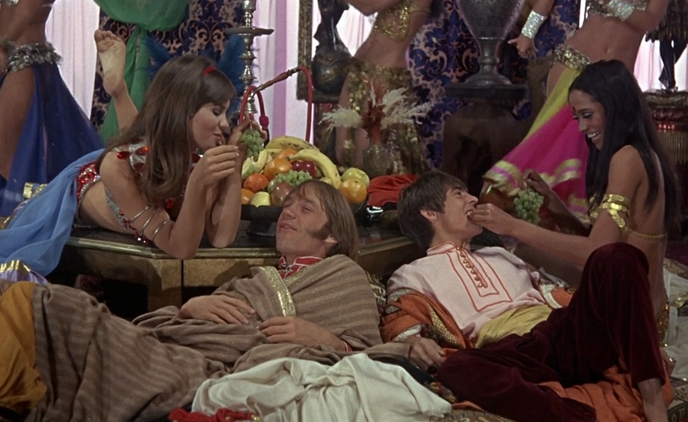 The Monkees' only feature film was successful, surreal professional suicide