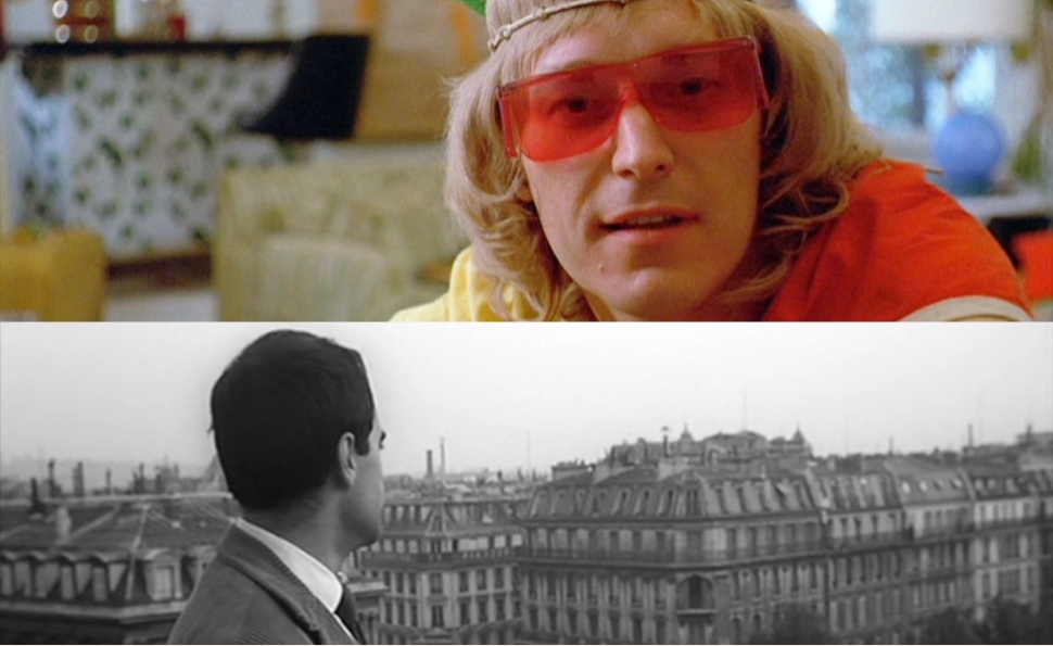 Streaming this week: two previously hard-to-find French films, one paranoid, the other peaceful
