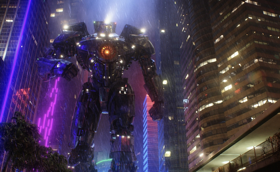 Dissecting Pacific Rim: big robots, bland characters, and Guillermo del Toro's obsessions