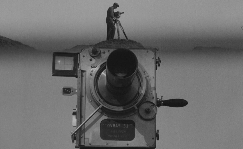 Dziga Vertov: The Man With The Movie Camera And Other Restored Works