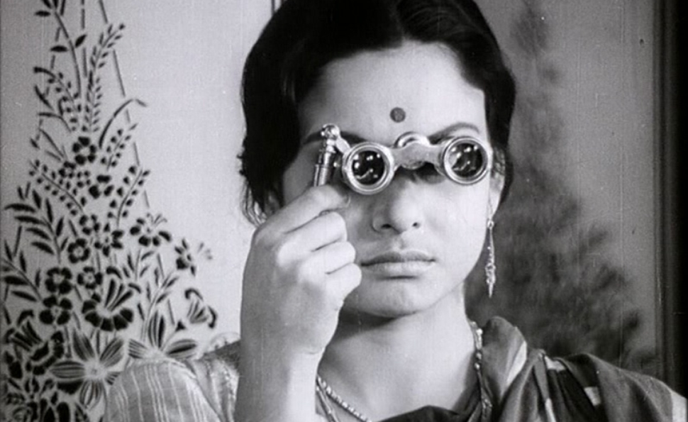 Charulata / The Big City