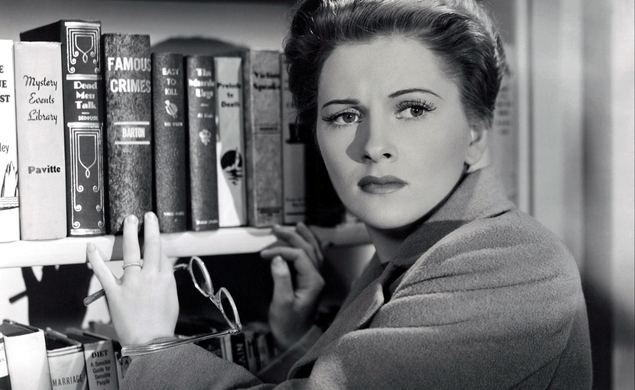 Joan Fontaine (1917 - 2013)