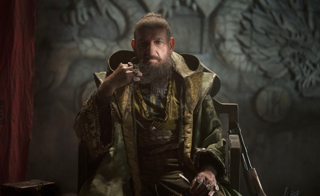Ben Kingsley's Mandarin from Iron Man 3 gets his own short film