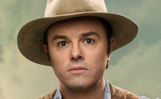 The red-band trailer for A Million Ways To Die In The West, a new Seth MacFarlane comedy