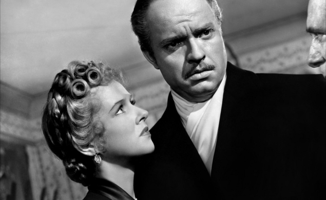 the complicated situation of susan in citizen kane a film by orson welles