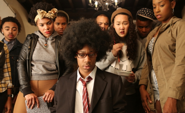 Dear everybody, Lionsgate and Roadside Attractions would like you to see Dear White People