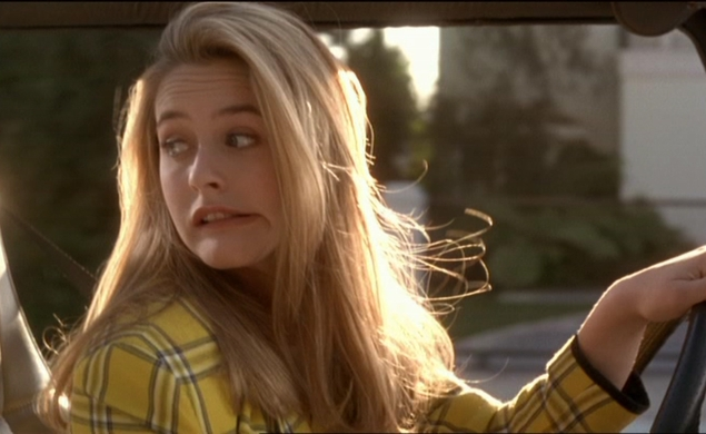Our next Movie Of The Week: Amy Heckerling's Clueless