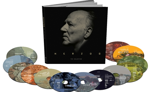 Shout! Factory releasing limited-edition Werner Herzog Blu-ray set