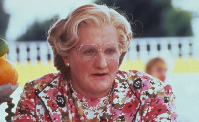 With Hollywood officially out of other ideas, Fox prepares Mrs. Doubtfire 2