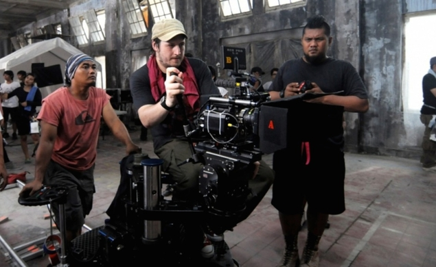 Coolness: The Raid director Gareth Evans on his favorite fight scenes