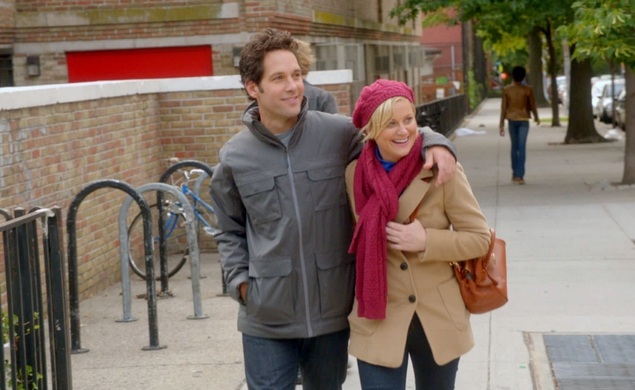 The They Came Together trailer is a wet hot American rom-com spoof
