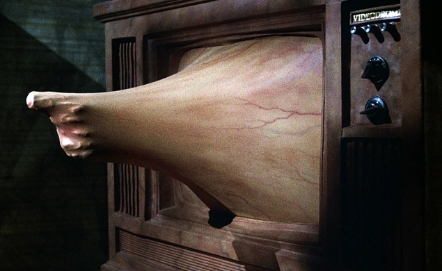 Our next Movie Of The Week: David Cronenberg's Videodrome